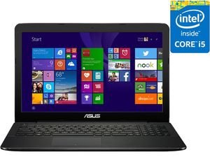 "ASUS F554L-NS52 15.6"" i5-5200U/4GB/500GB/Win. 10 HP"